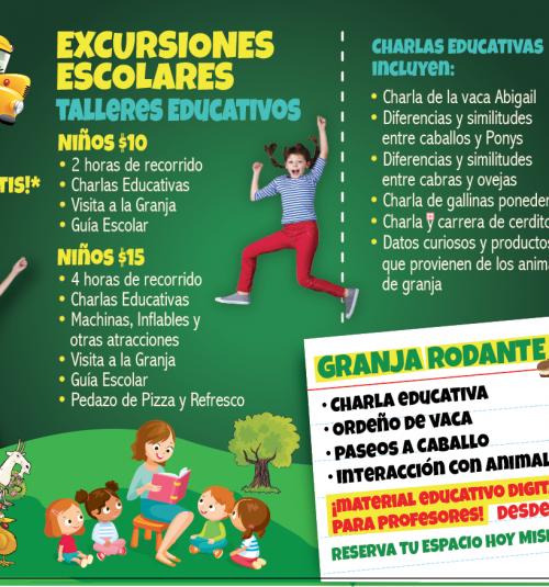 Ofertas Escolares agosto 2018